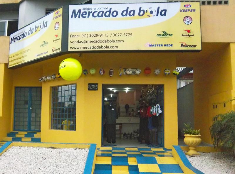 25d7aff47 Mercado da Bola - Artigos Esportivos e Escolares