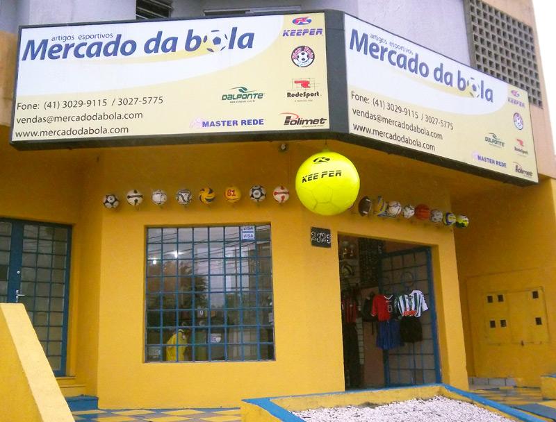 0b8e8c5fb Mercado da Bola - Artigos Esportivos e Escolares